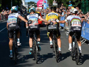 Cycling: 102nd Tour de France / Stage 6